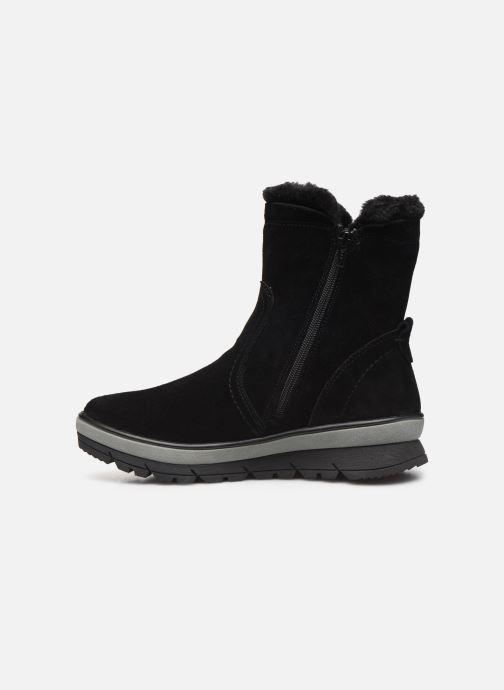 Bottines et boots Jana shoes RAMIA Noir vue face