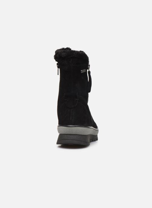 Bottines et boots Jana shoes RAMIA Noir vue droite
