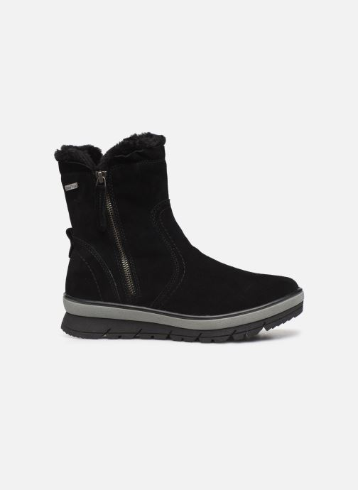 Bottines et boots Jana shoes RAMIA Noir vue derrière