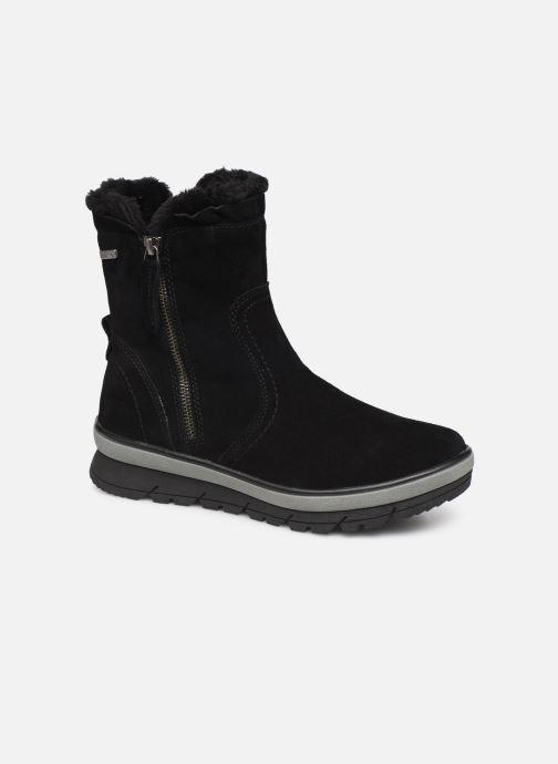 Bottines et boots Jana shoes RAMIA Noir vue détail/paire