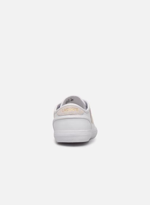 Sneakers Lacoste Sideline 419 1 CMA Wit rechts