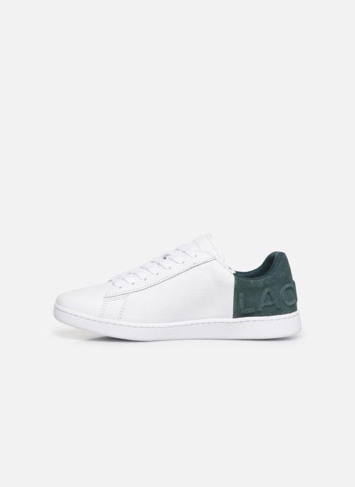 Sneaker Lacoste Carnaby Evo 419 2 SFA weiß ansicht von vorne