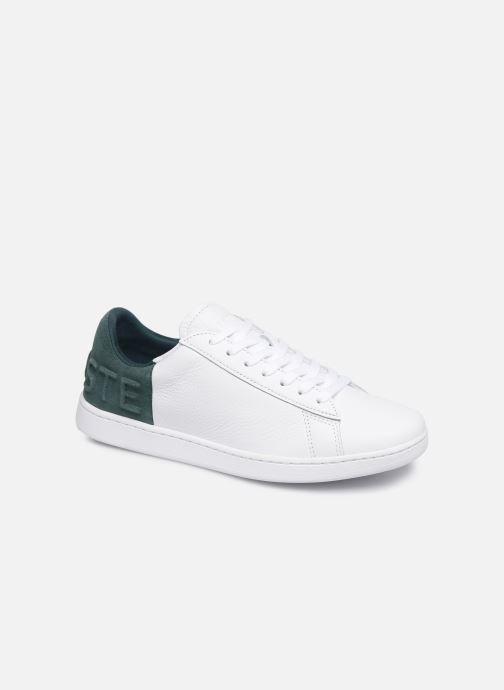 Sneaker Lacoste Carnaby Evo 419 2 SFA weiß detaillierte ansicht/modell