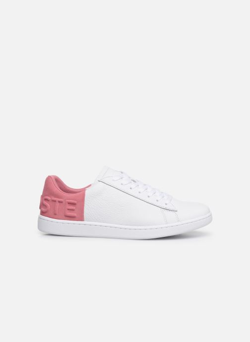 Sneakers Lacoste Carnaby Evo 419 2 SFA Wit achterkant