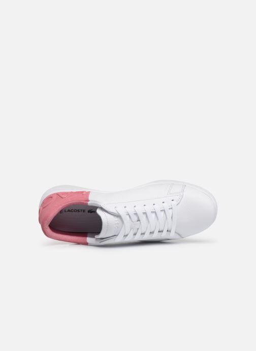 Sneakers Lacoste Carnaby Evo 419 2 SFA Wit links