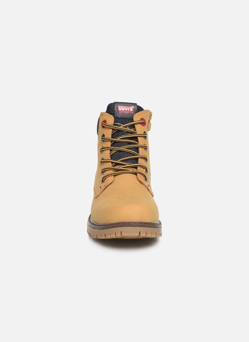 Boots en enkellaarsjes Levi's Forrest Bruin model
