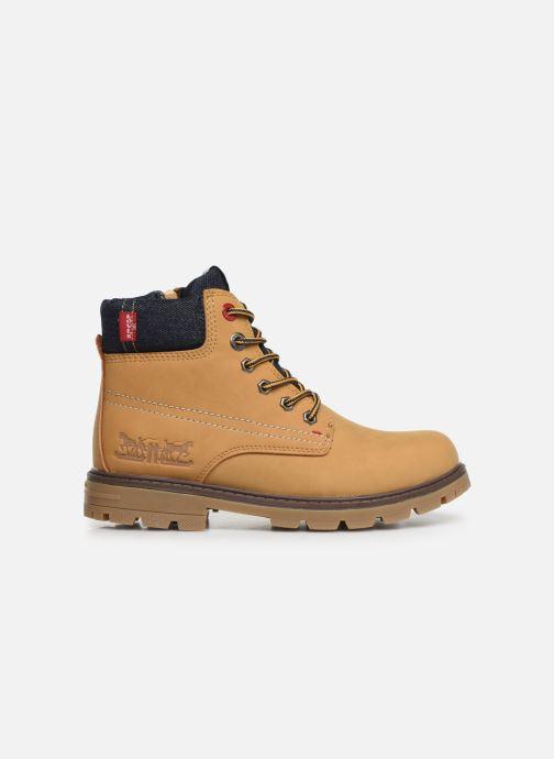 Bottines et boots Levi's Forrest Marron vue derrière