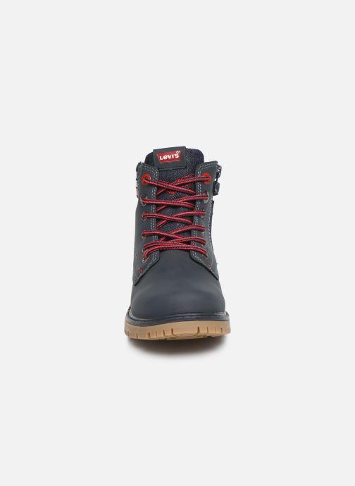 Boots en enkellaarsjes Levi's Forrest Blauw model