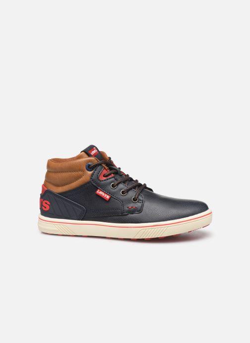 Sneakers Levi's New Portland Azzurro immagine posteriore