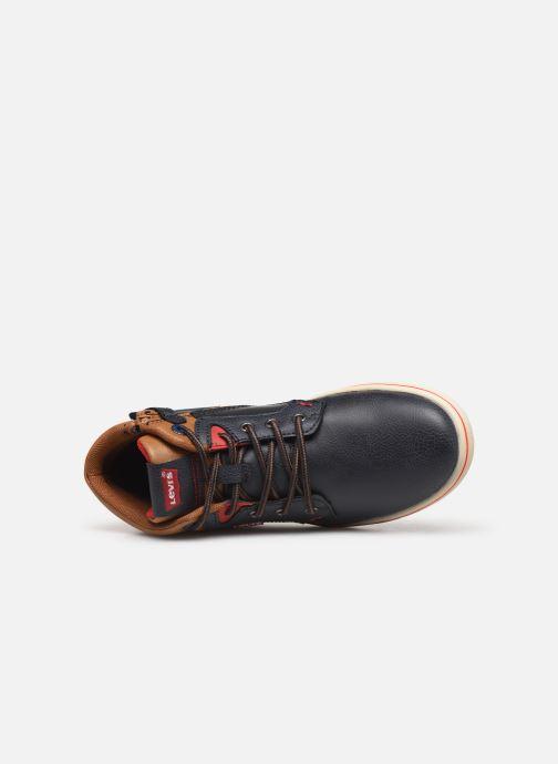 Sneakers Levi's New Portland Azzurro immagine sinistra