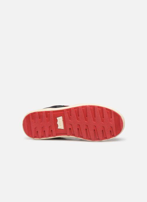 Sneakers Levi's New Portland Azzurro immagine dall'alto