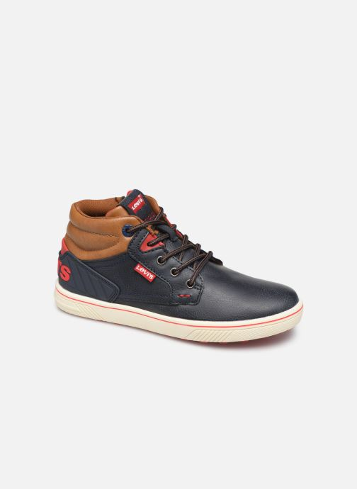 Sneakers Levi's New Portland Blauw detail