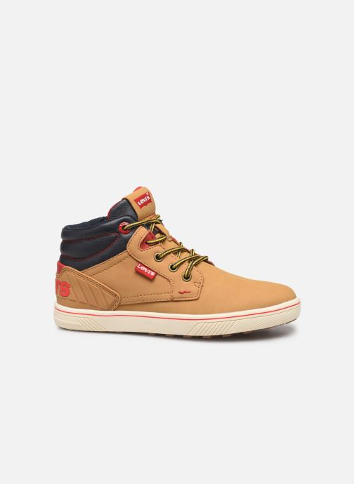 Sneaker Levi's New Portland braun ansicht von hinten