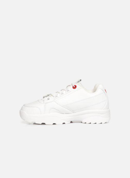 Sneakers Levi's Soho Bianco immagine frontale