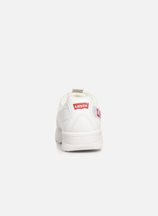 Sneakers Levi's Soho Bianco immagine destra