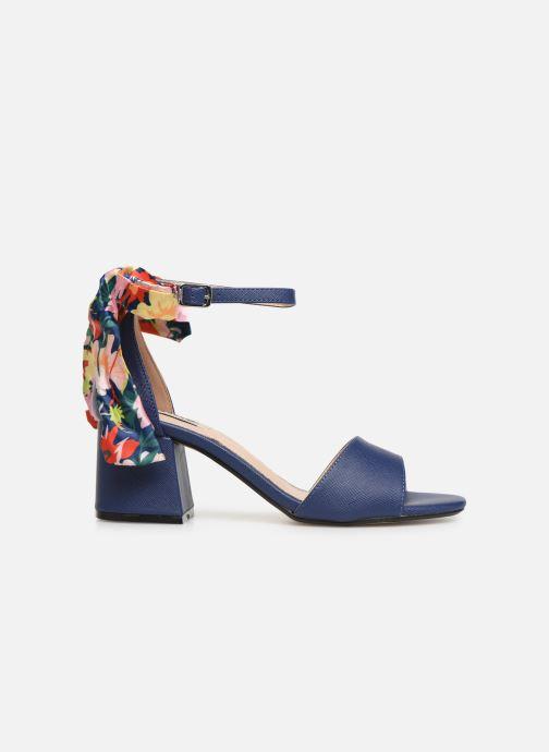 Sandales et nu-pieds MTNG 50418 Bleu vue derrière