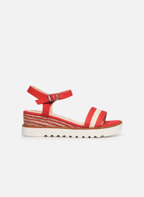 Espadrilles MTNG 50526 Red back view