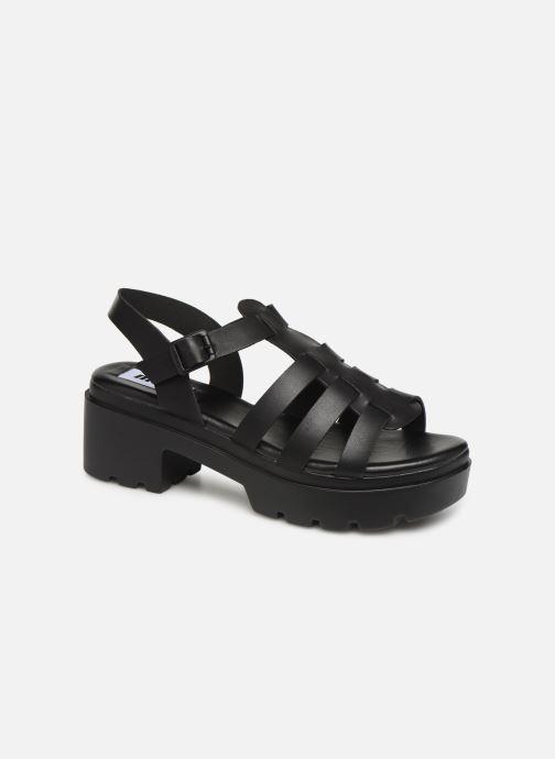 Sandales et nu-pieds MTNG 50696 Noir vue détail/paire
