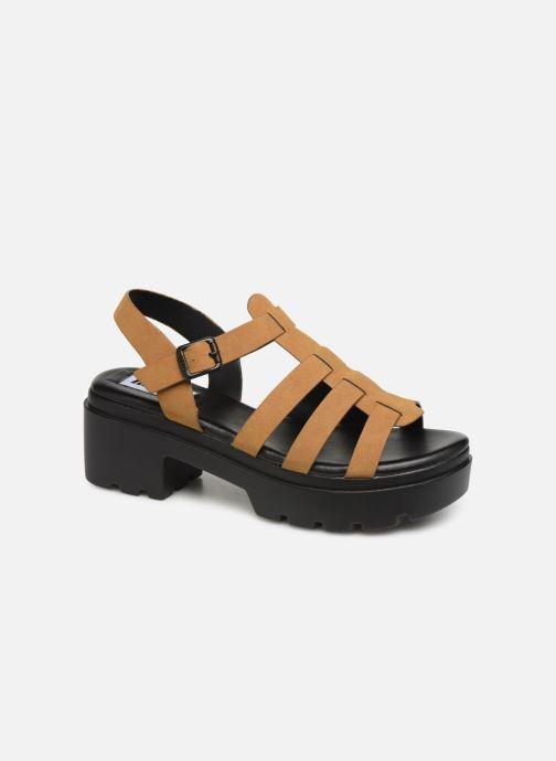 Sandales et nu-pieds MTNG 50696 Marron vue détail/paire