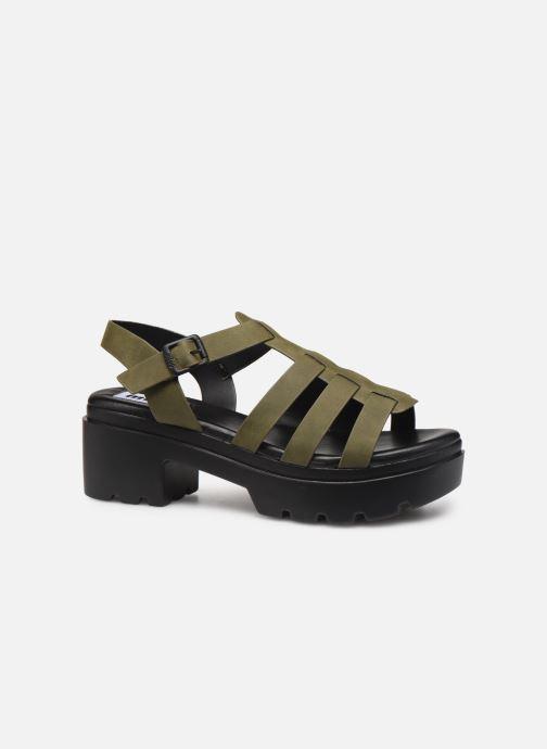 Sandalen MTNG 50696 grün ansicht von hinten