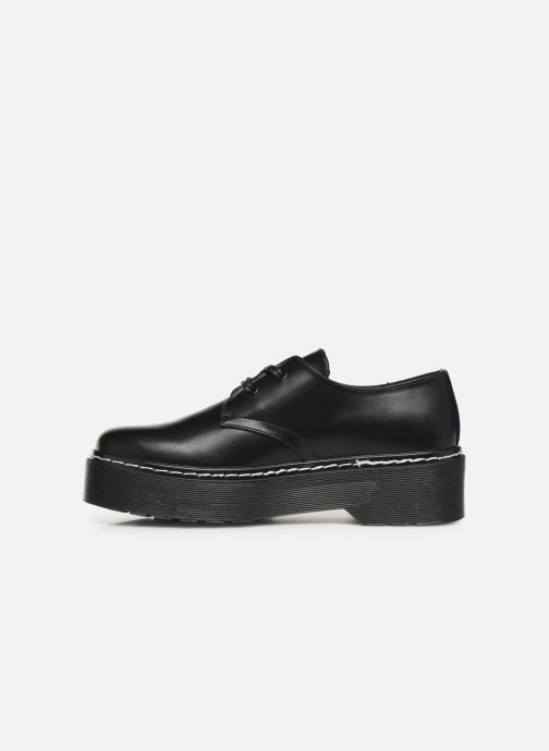 Chaussures à lacets MTNG 50713 Noir vue face