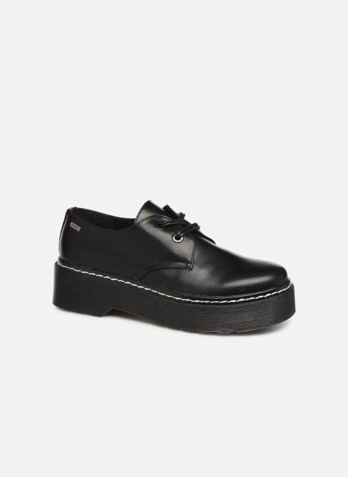 Chaussures à lacets MTNG 50713 Noir vue détail/paire