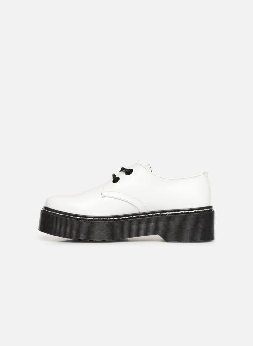 Zapatos con cordones MTNG 50713 Blanco vista de frente