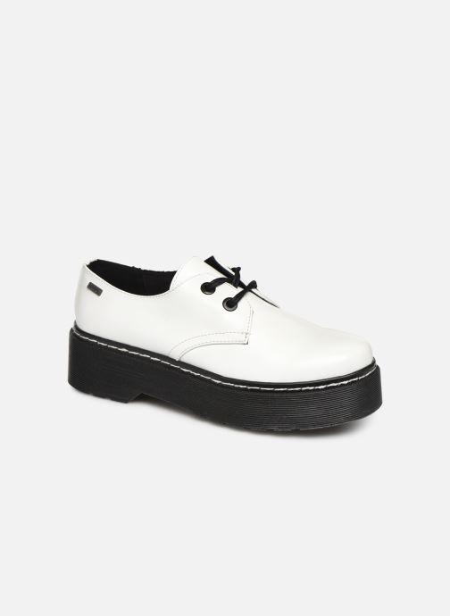 Zapatos con cordones MTNG 50713 Blanco vista de detalle / par