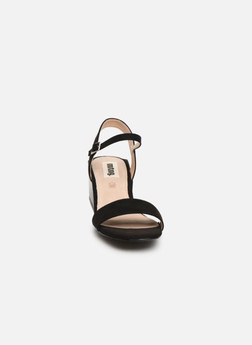 MTNG 50737 (Noir) - Sandales et nu-pieds (400355)