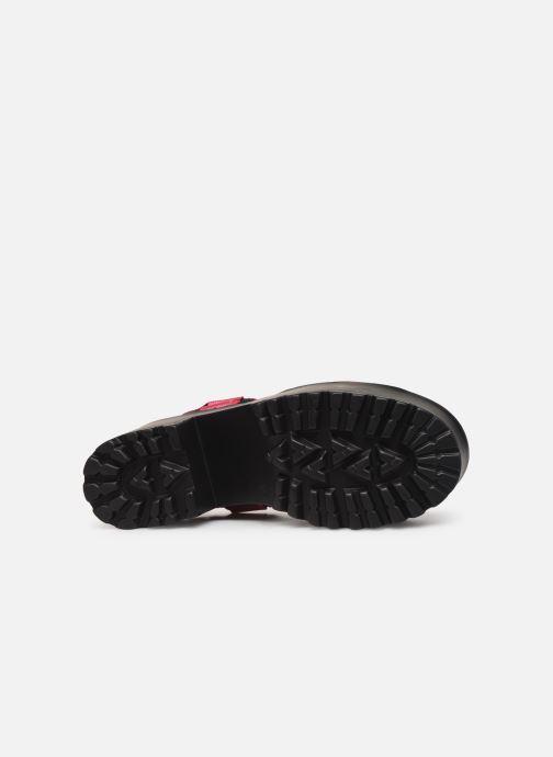 Sandales et nu-pieds MTNG 50739 Rose vue haut