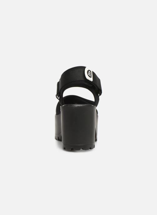 Sandalen MTNG 50739 Zwart rechts