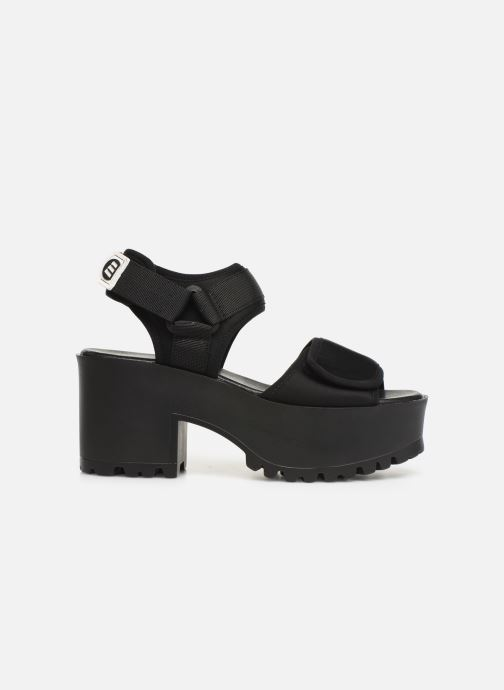Sandalen MTNG 50739 Zwart achterkant