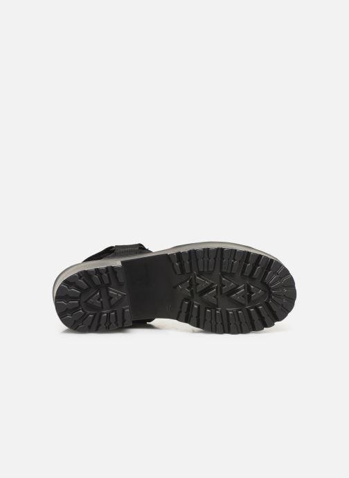 Sandalen MTNG 50739 Zwart boven
