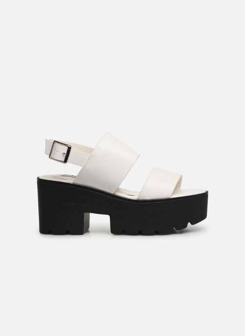Sandali e scarpe aperte MTNG 51059 Bianco immagine posteriore