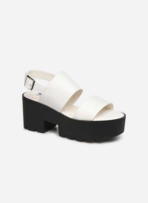 Sandales et nu-pieds MTNG 51059 Blanc vue détail/paire