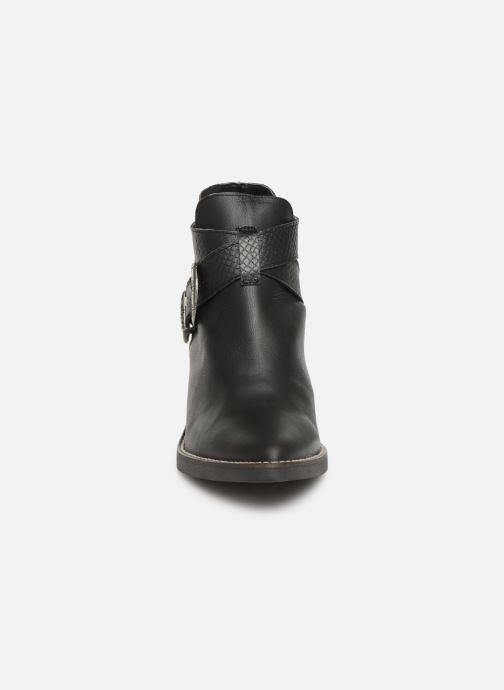 Stiefeletten & Boots MTNG 58623 schwarz schuhe getragen