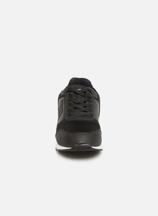 Baskets MTNG 69408 Noir vue portées chaussures