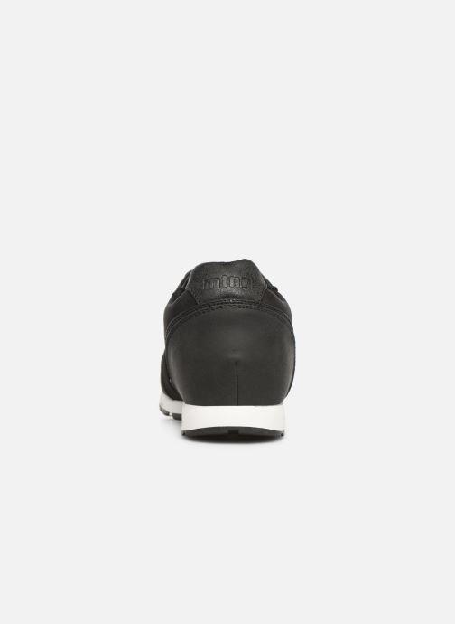 Baskets MTNG 69408 Noir vue droite