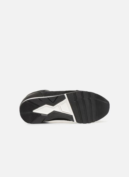 Baskets MTNG 69408 Noir vue haut