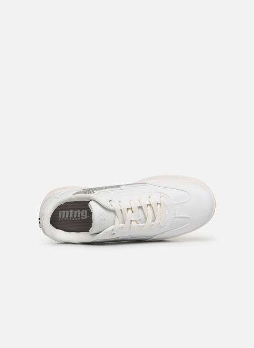 Baskets MTNG 69586 Blanc vue gauche