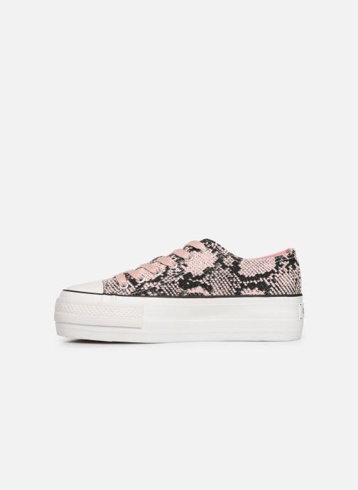 Sneakers MTNG 69589 Roze voorkant