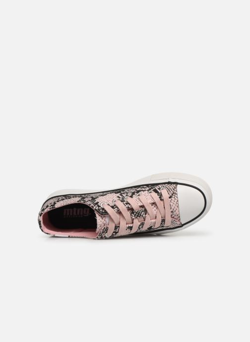 Sneakers MTNG 69589 Rosa immagine sinistra