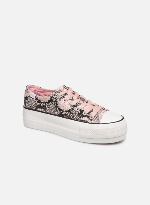 Sneakers MTNG 69589 Roze detail