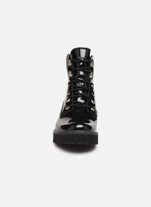 Bottines et boots Timberland Carnaby Noir vue portées chaussures