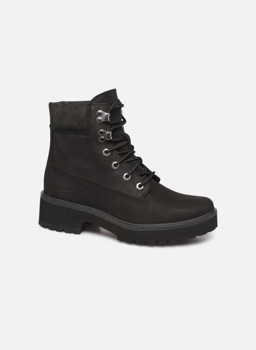 Bottines et boots Timberland Carnaby Noir vue détail/paire