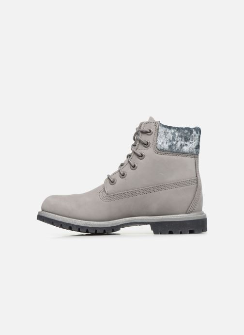 Bottines et boots Timberland 6in Premium Boot L/F Gris vue face