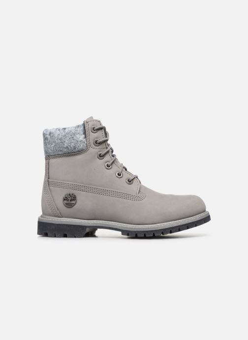 Boots en enkellaarsjes Timberland 6in Premium Boot L/F Grijs achterkant