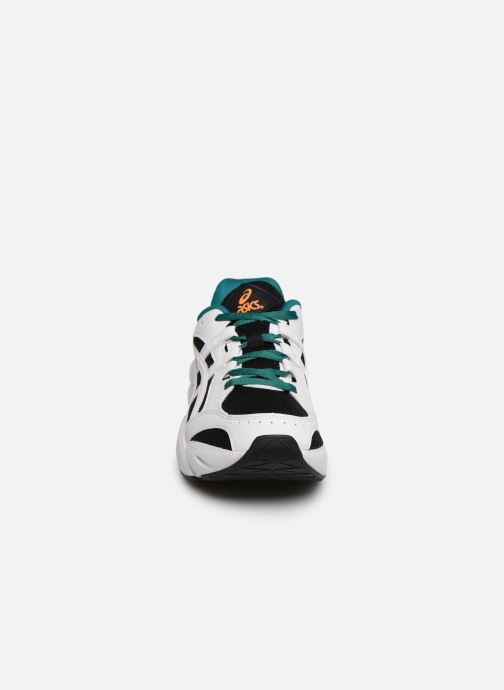 Baskets Asics Gel-BND Blanc vue portées chaussures