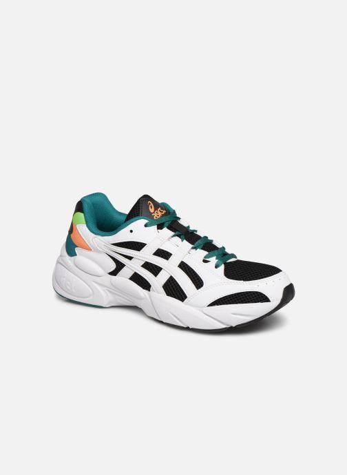 Baskets Asics Gel-BND Blanc vue détail/paire