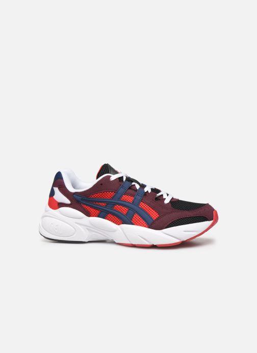 Sneaker Asics Gel-BND rot ansicht von hinten
